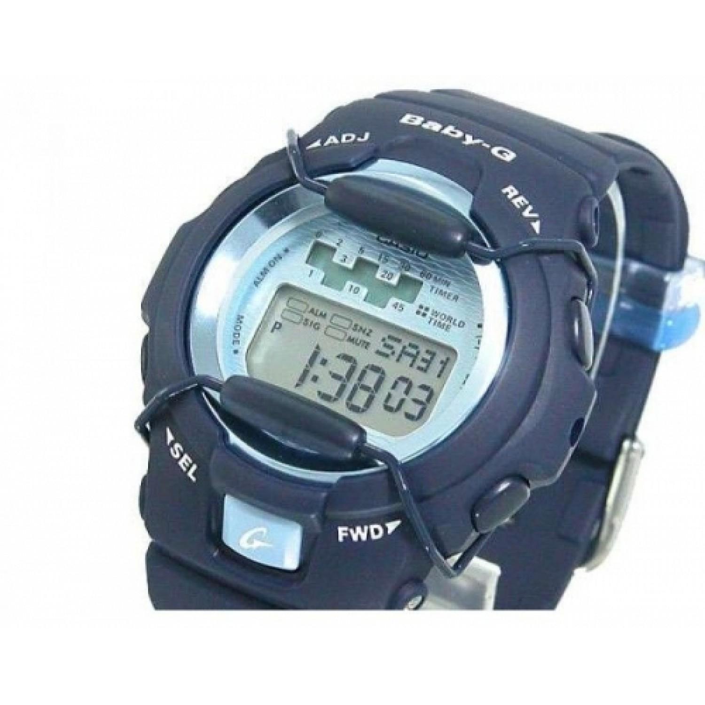 BG-1001-2C японские водонепроницаемые кварцевые наручные часы Casio