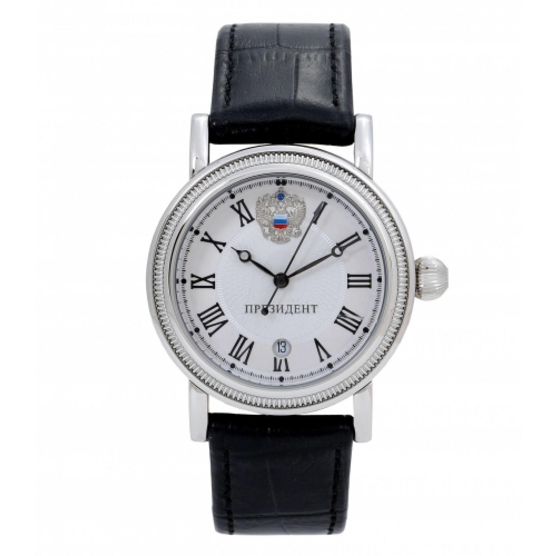 8215/5801322П российские механические наручные часы Полёт-Стиль для мужчин  8215/5801322П