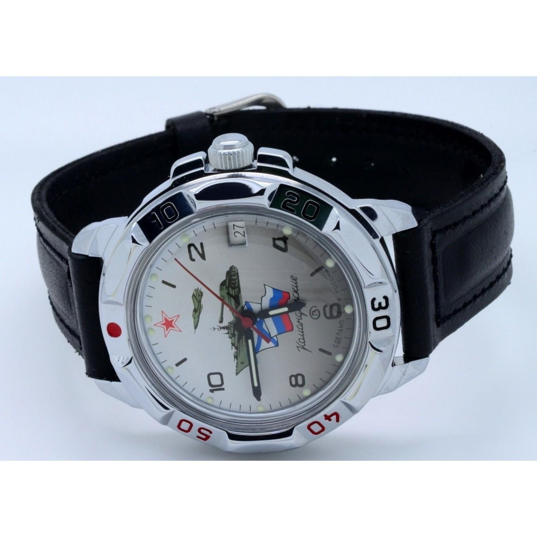 431535/2414 российские мужские механические наручные часы Восток