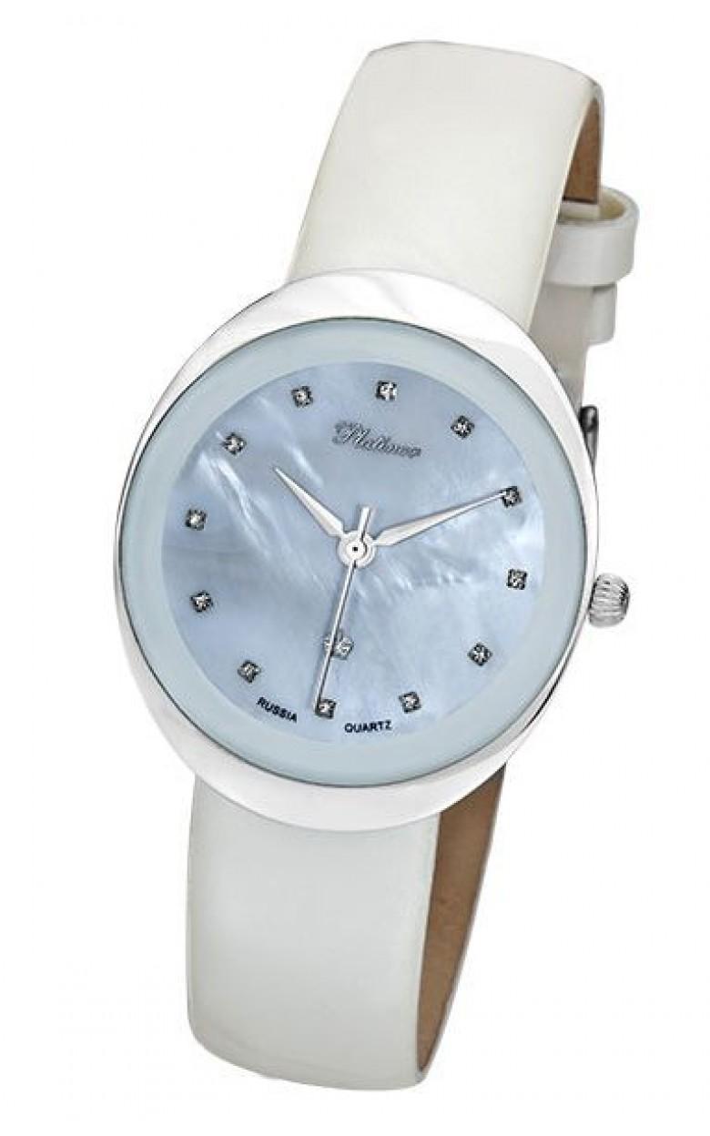 94006.324 российские серебрянные кварцевые наручные часы Platinor