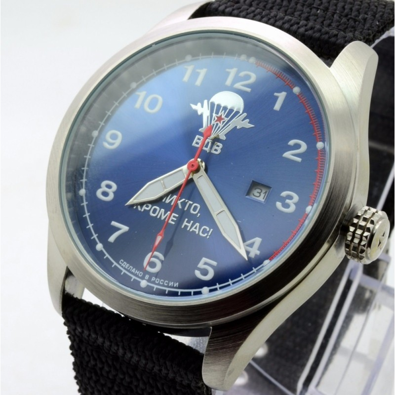 С2861319-2115-09 российские военные кварцевые наручные часы Спецназ С2861319-2115-09