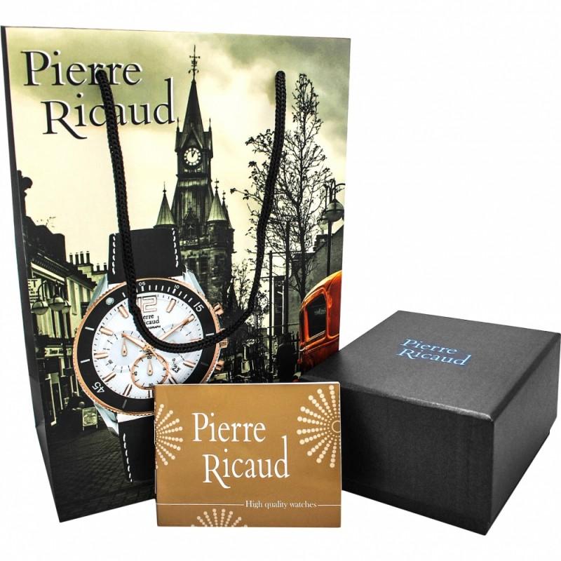 "P21026.B174Q  кварцевые часы Pierre Ricaud ""Bracelet""  P21026.B174Q"