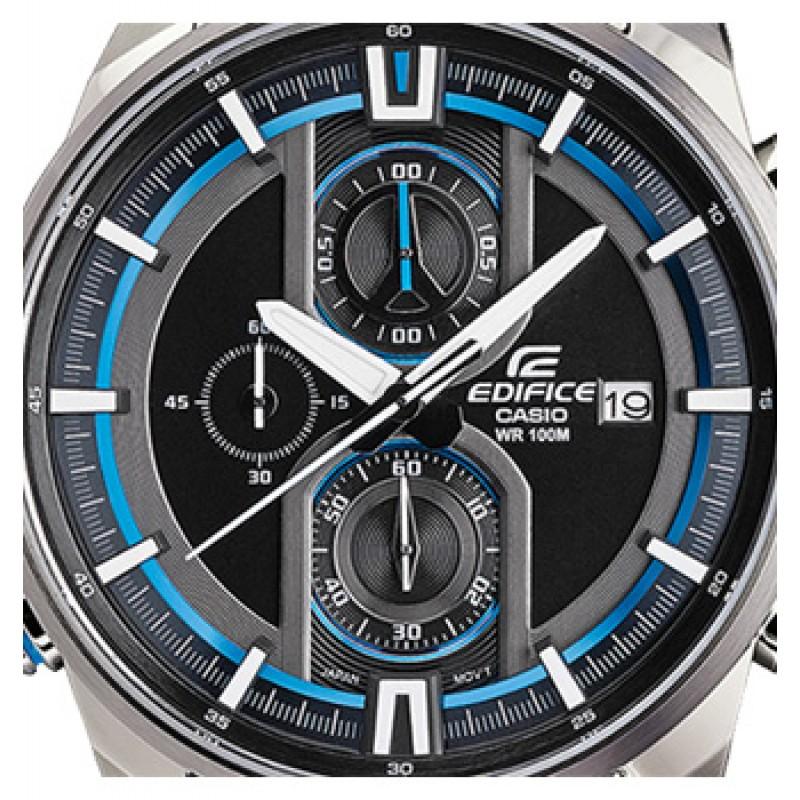 """EFR-533D-1A японские мужские кварцевые наручные часы Casio """"Edifice""""  EFR-533D-1A"""