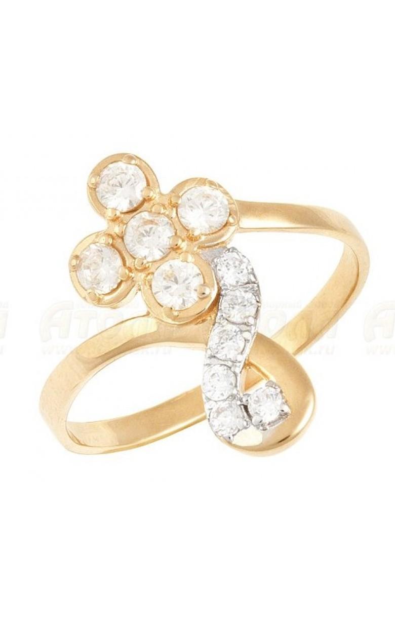 10363 серебряное кольцо 925*