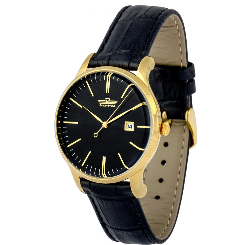 1032/1226268 российские кварцевые наручные часы Полёт-Стиль для мужчин  1032/1226268