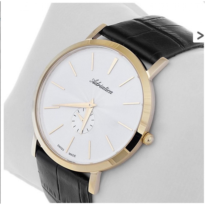 A8242.1213Q швейцарские кварцевые наручные часы Adriatica