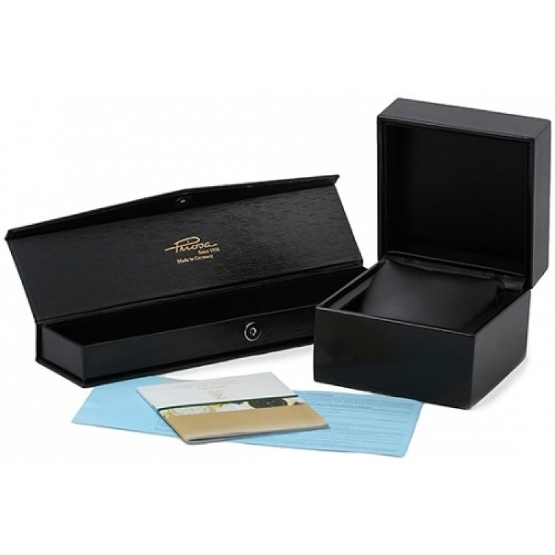 257A1/0000/01-11,50  золотые кварцевые наручные часы Priosa для женщин  257A1/0000/01-11,50
