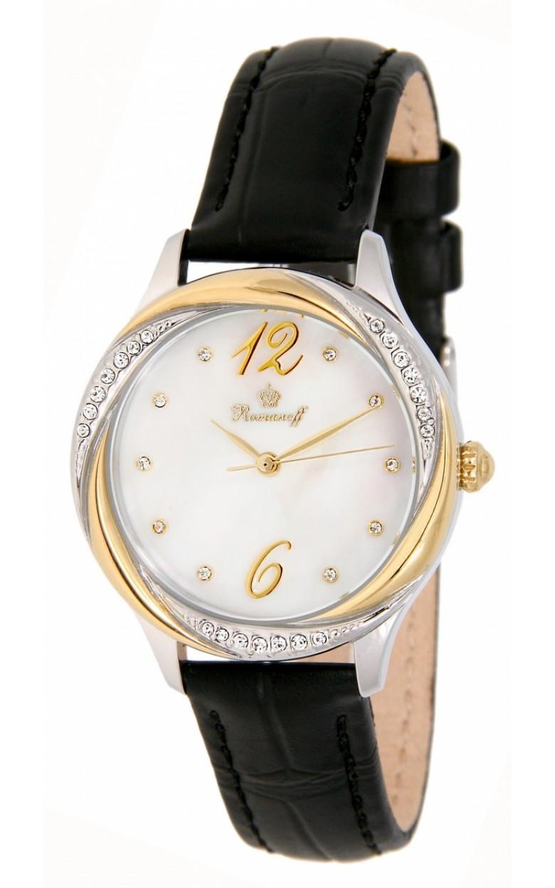 3721T/TA1BL российские кварцевые наручные часы Romanoff