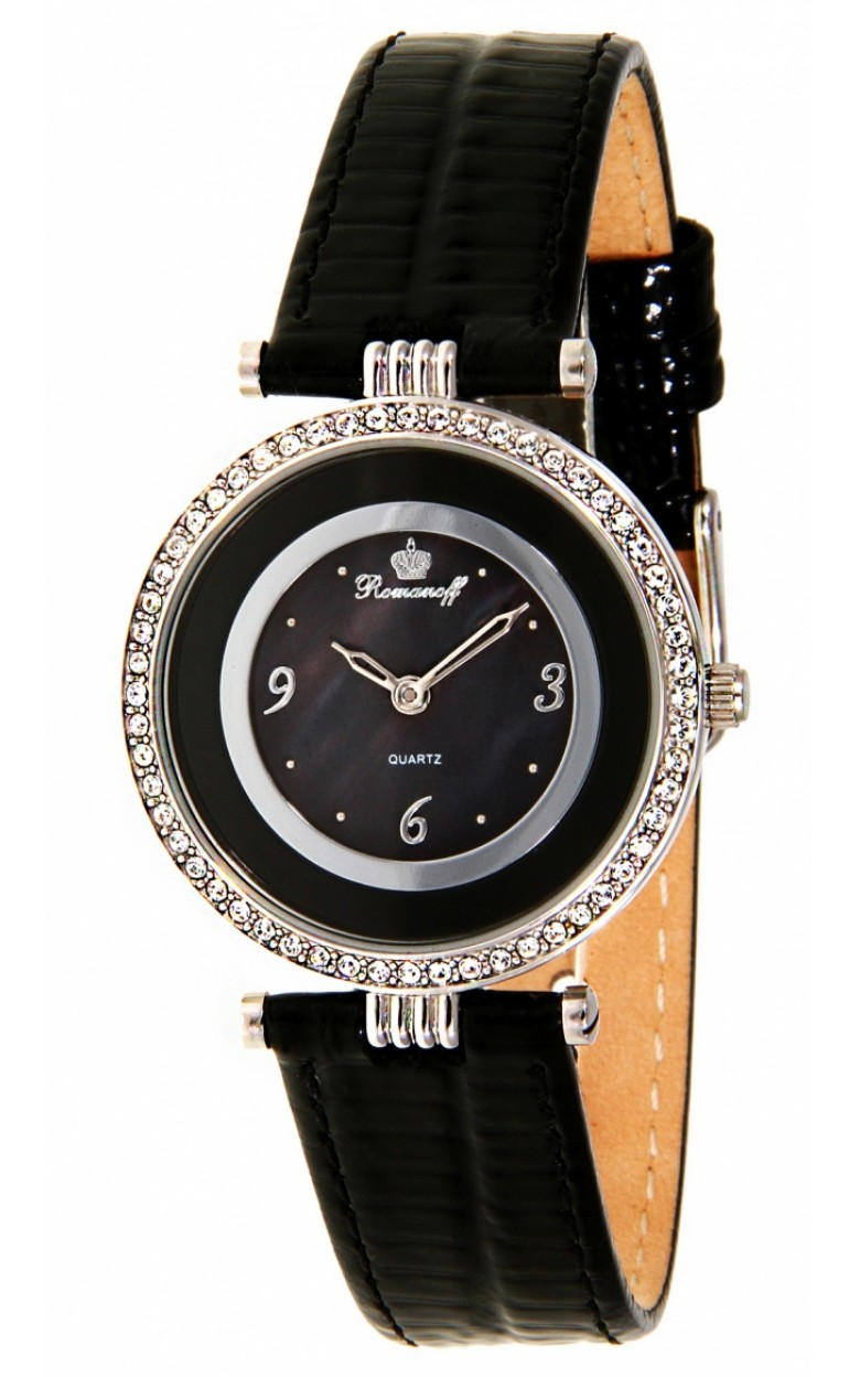 40532G3BLL российские кварцевые наручные часы Romanoff