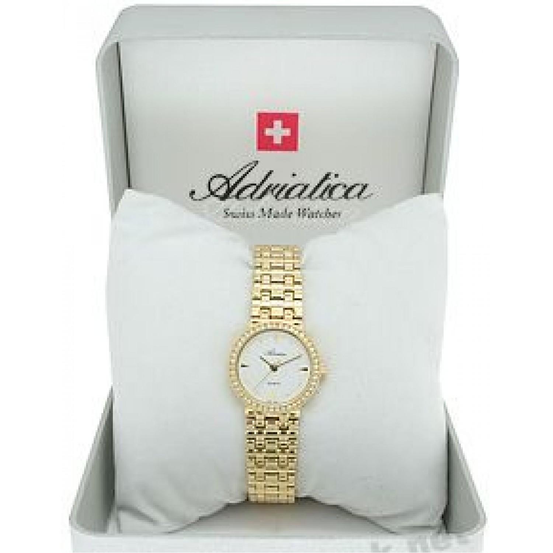 "A3469.1193QZ швейцарские женские кварцевые наручные часы Adriatica ""LADIES""  A3469.1193QZ"
