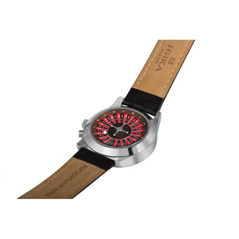 """1198В.0.9.83А  кварцевые наручные часы Ника """"Casino""""  1198В.0.9.83А"""