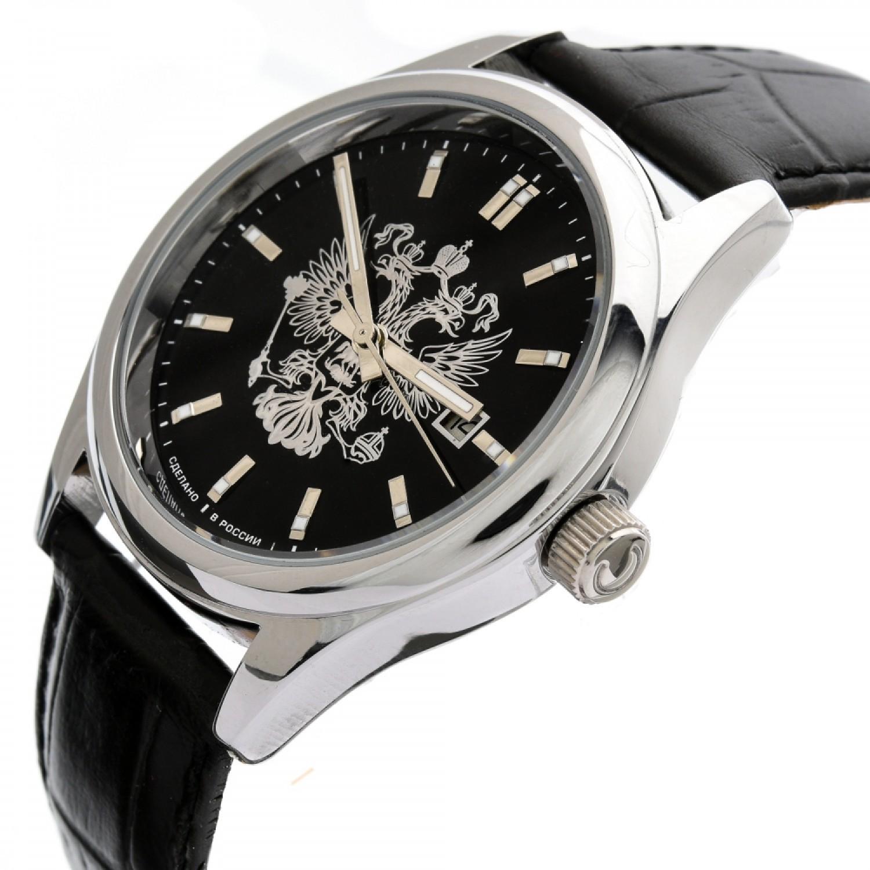 1361610/300-2414 российские мужские механические наручные часы Слава