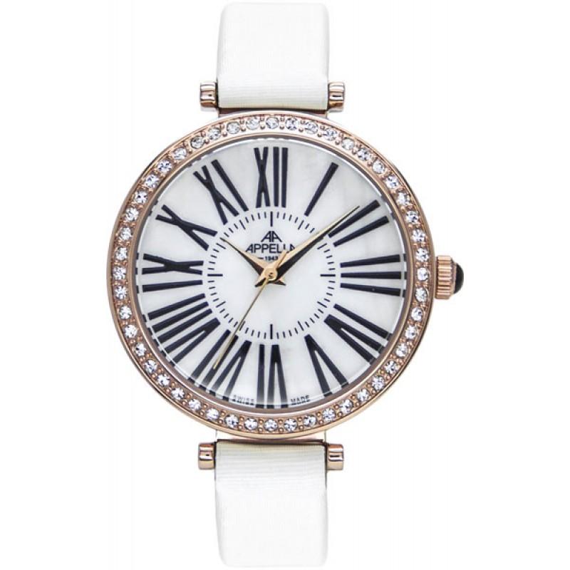 AP.4430.04.1.1.01 швейцарские кварцевые наручные часы Appella