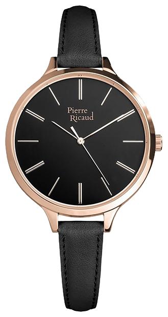 P22002.9214Q  кварцевые с функциями хронографа наручные часы Pierre Ricaud  P22002.9214Q