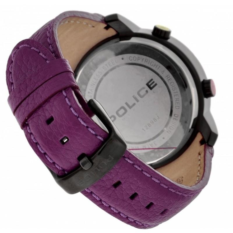 "PL-12898JSB/02C  универсальные кварцевые наручные часы Police ""Cyber""  PL-12898JSB/02C"