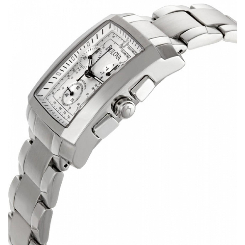 63F24 швейцарские мужские кварцевые наручные часы Bulova  63F24