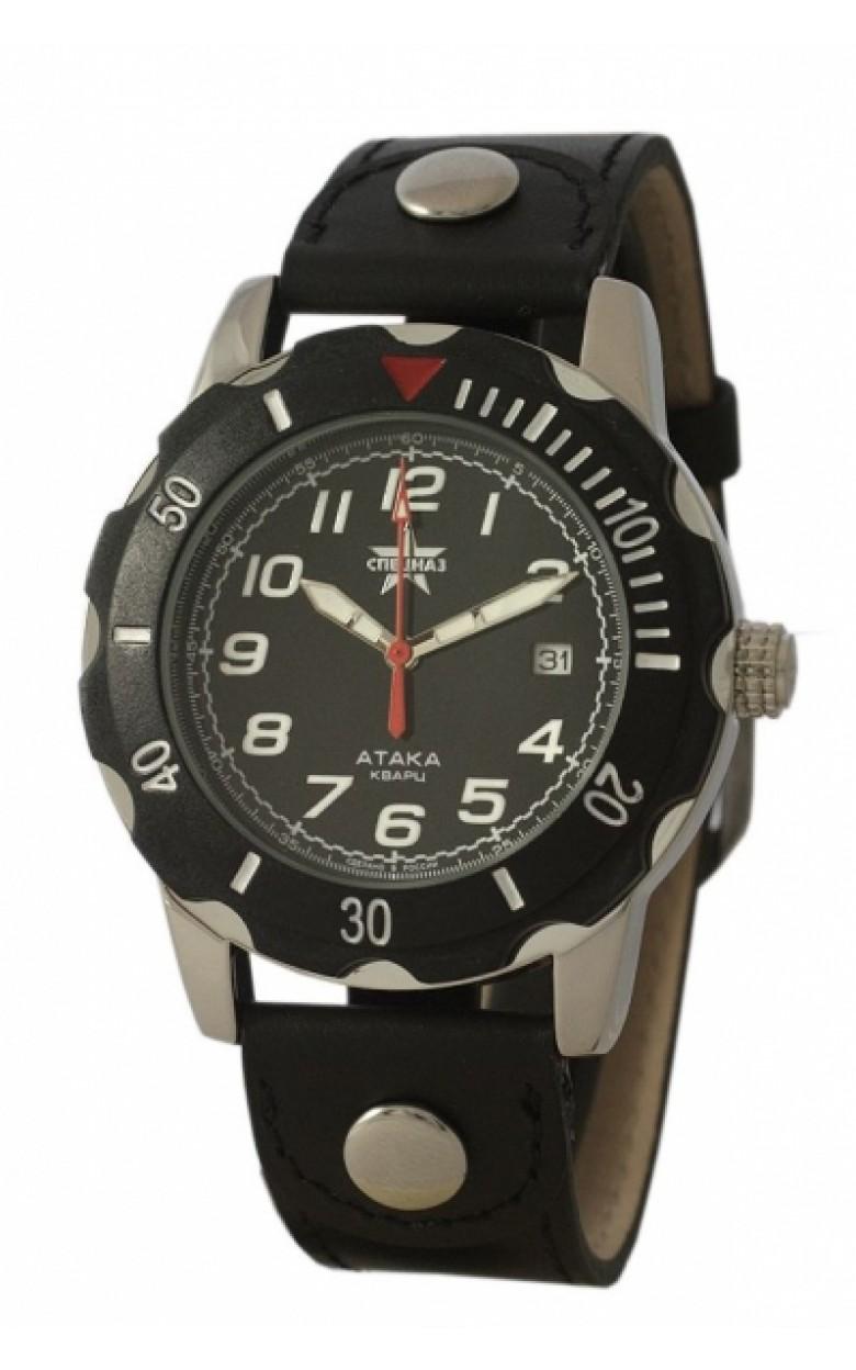 С2130266-2115-05 российские военные мужские кварцевые часы Спецназ