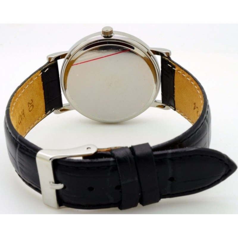 """1041768/2035 российские кварцевые наручные часы Слава """"Патриот"""" для мужчин логотип ВДВ  1041768/2035"""