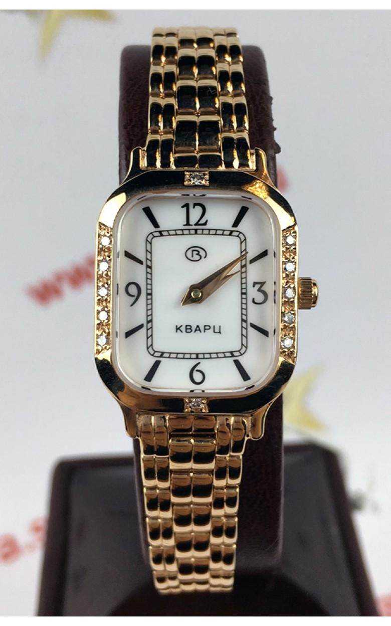 901.001/666 российские золотые наручные часы Восток  901.001/666