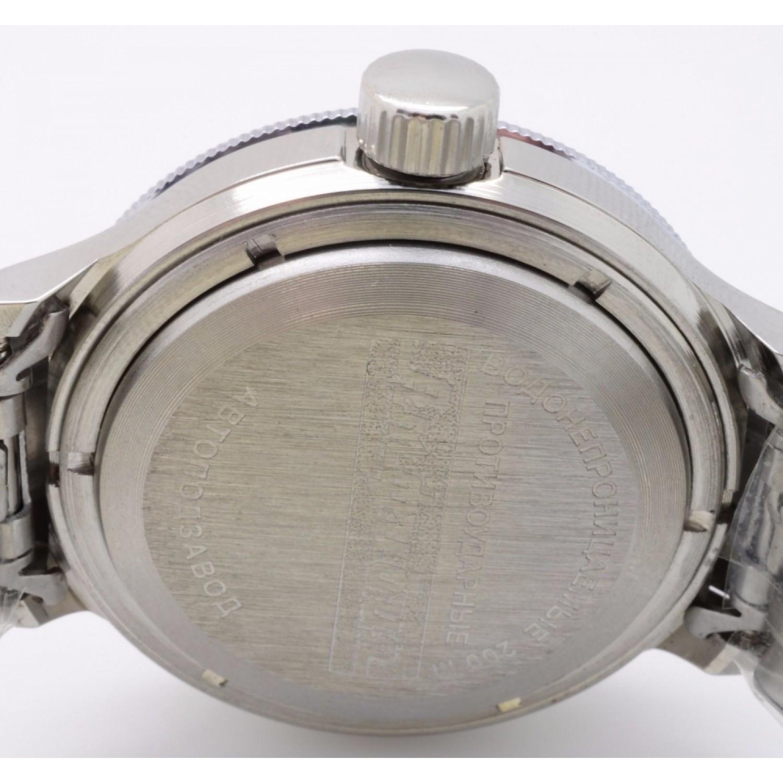 """420457/2416 российские водонепроницаемые мужские механические часы Восток """"Амфибия"""" для военных  420457/2416"""