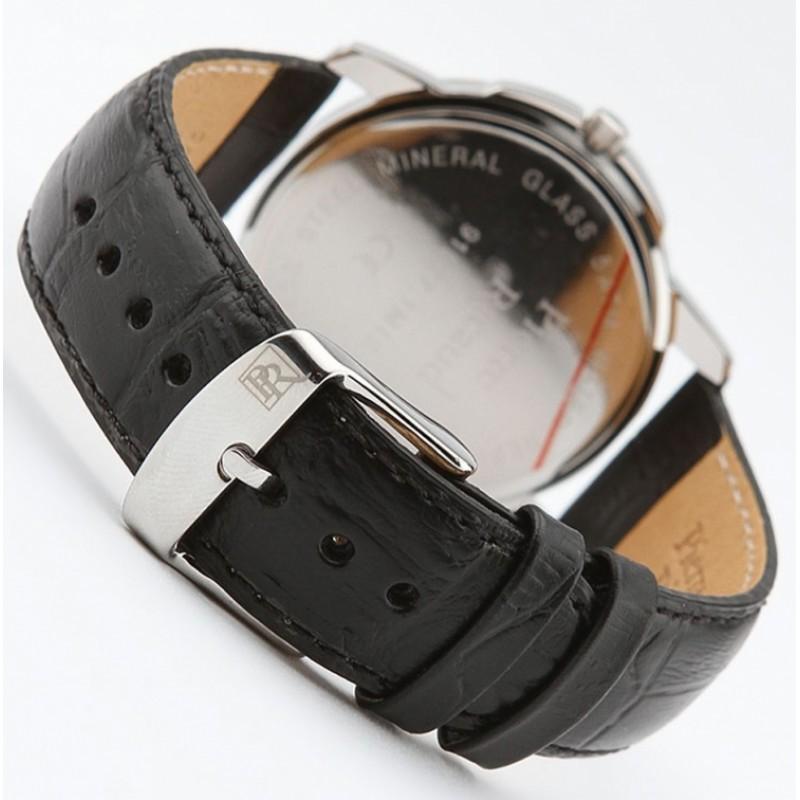 """P91027.5213Q  мужские кварцевые наручные часы Pierre Ricaud """"Gents Strap""""  P91027.5213Q"""