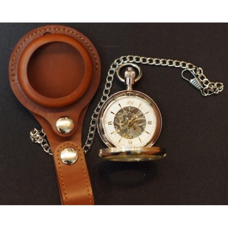 2211541 российские карманные часы Русское время для мужчин  2211541