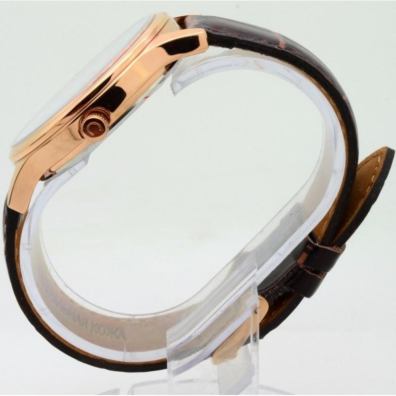 """1313581/1L45-300 российские кварцевые наручные часы Слава """"Традиция"""" для мужчин  1313581/1L45-300"""