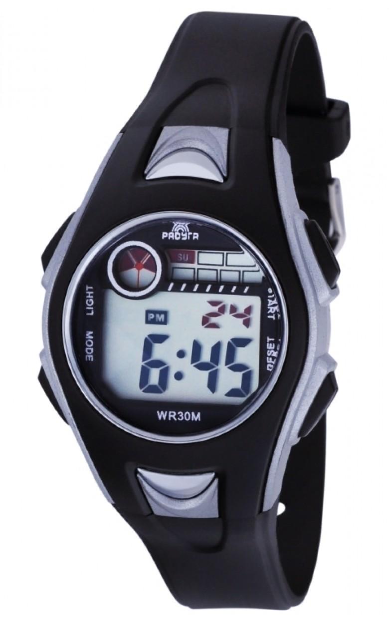 417 серые российские кварцевые наручные часы Радуга для детей  417 серые
