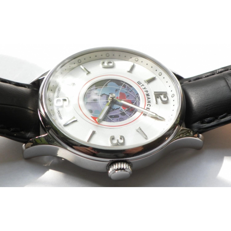 2034/3311814 российские кварцевые наручные часы Штурманские
