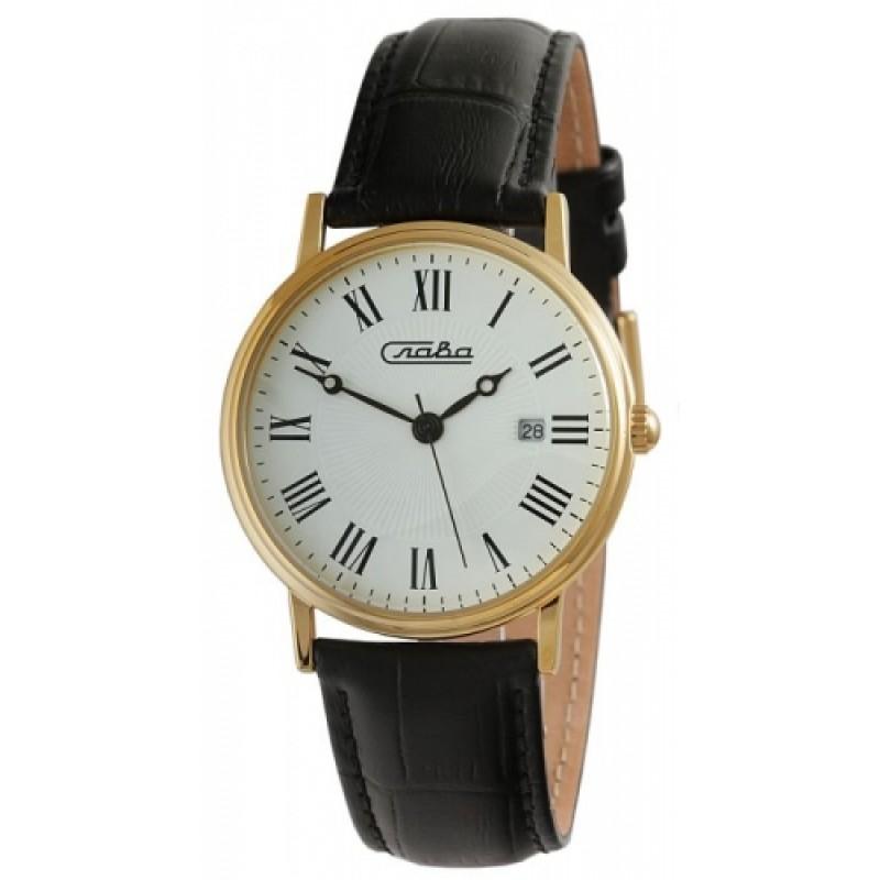 5049354/GM10 российские мужские кварцевые часы Слава