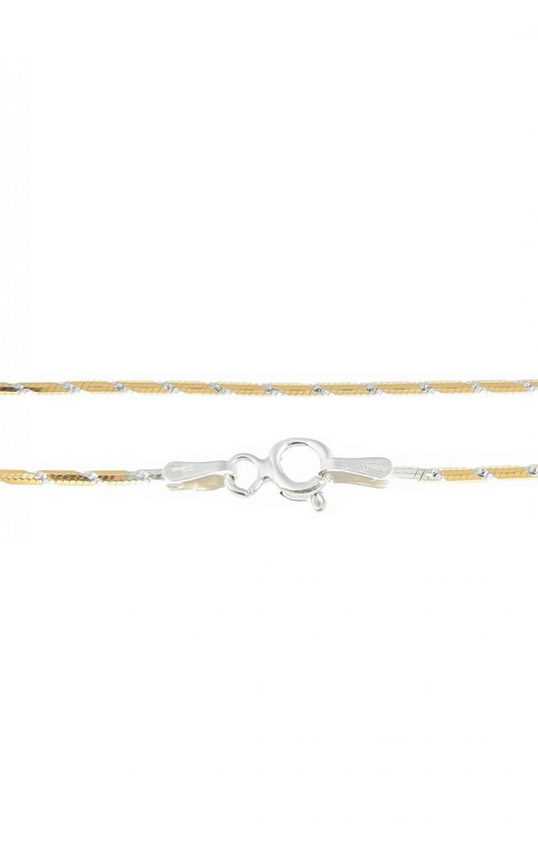 025 GRQ 8L I011/S R. серебряная цепь 925*