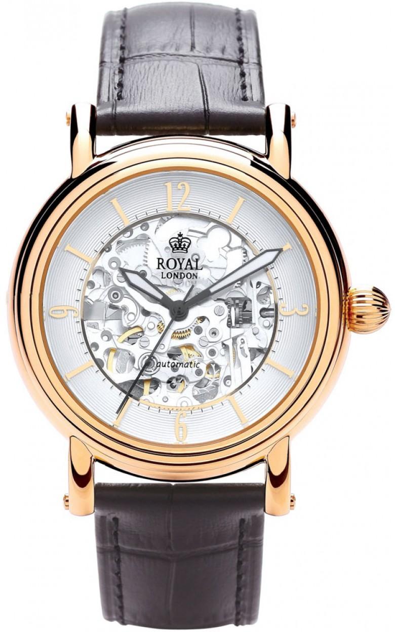41150-03  кварцевые наручные часы Royal London