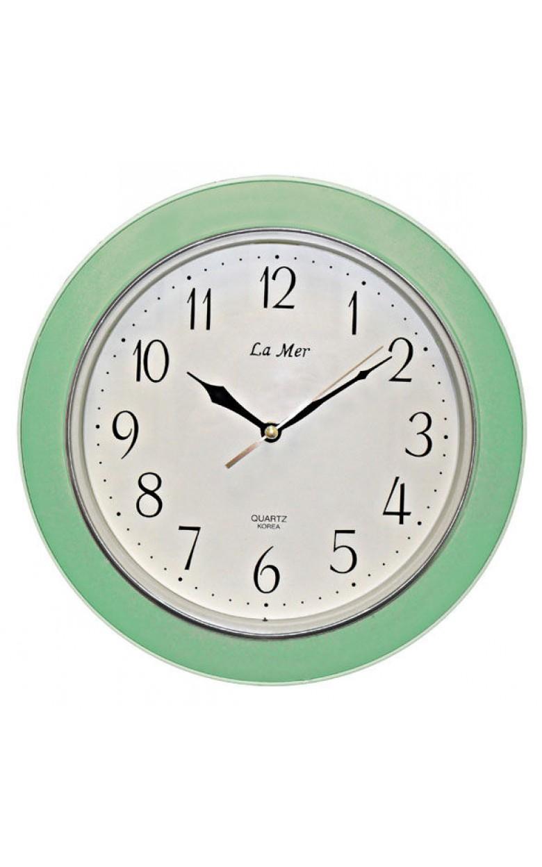 "GD003028 Часы настенные кварцевые ""La Mer"""