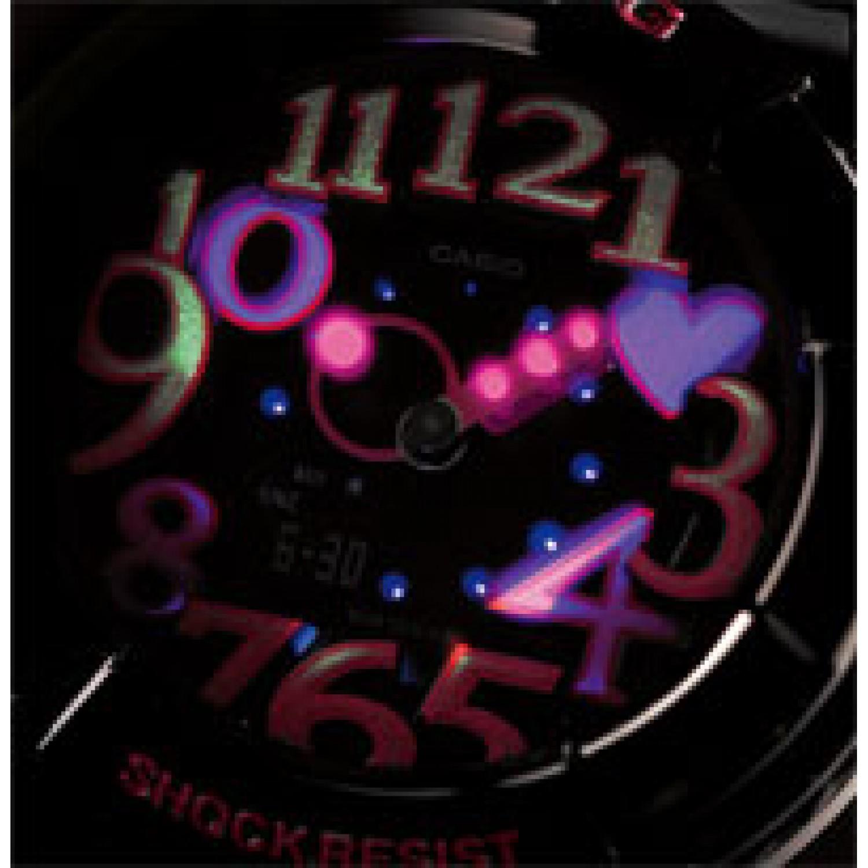 BGA-130-4B японские женские кварцевые наручные часы Casio