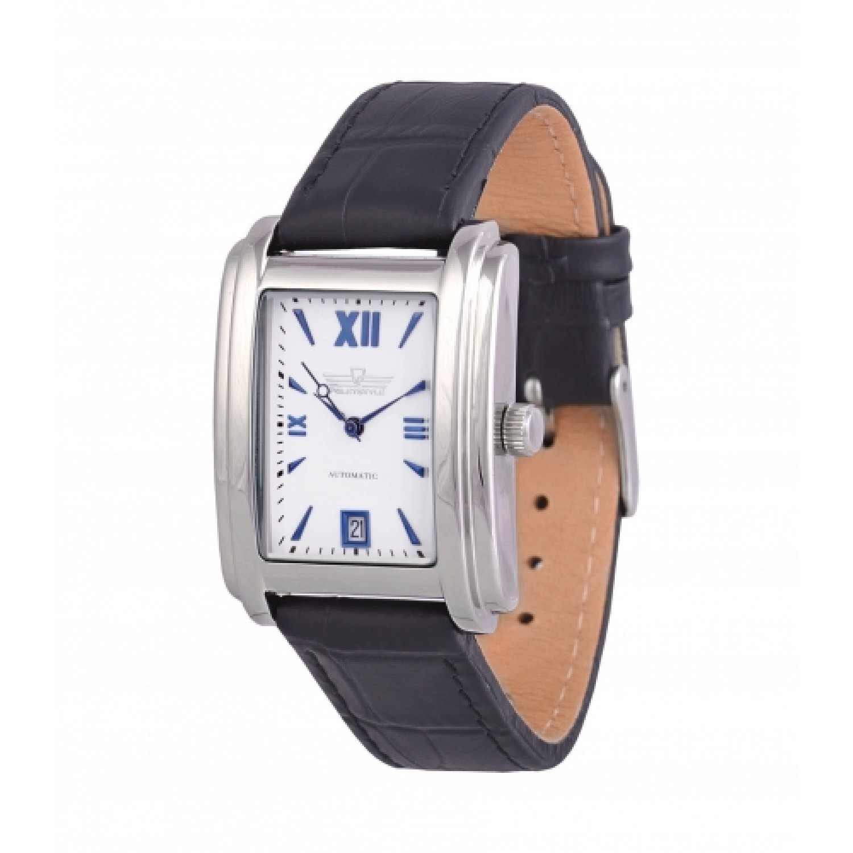 8215/5901134 российские мужские механические наручные часы Полёт-Стиль  8215/5901134
