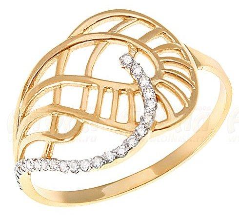 10093 серебряное кольцо 925*