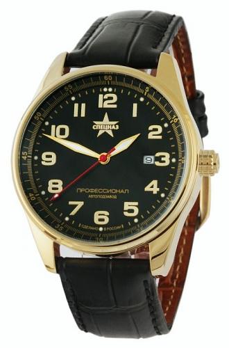 """С9379327-8215 российские механические с автоподзаводом наручные часы Спецназ """"Профессионал"""" для мужчин  С9379327-8215"""
