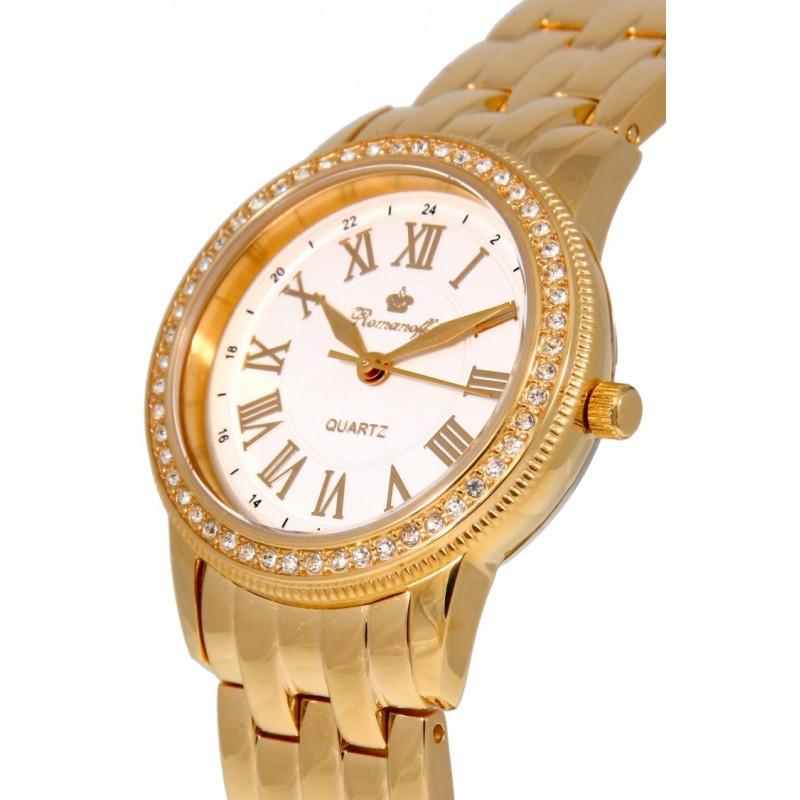 """10454A1 российские женские кварцевые наручные часы Romanoff """"Элита""""  10454A1"""