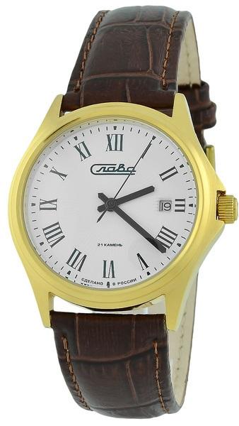 """1169323/300-2414 российские механические наручные часы Слава """"Традиция"""" для мужчин  1169323/300-2414"""