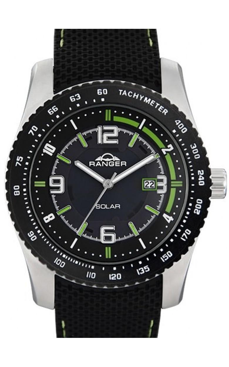 """10120322  кварцевые часы Ranger """"Solar""""  10120322"""