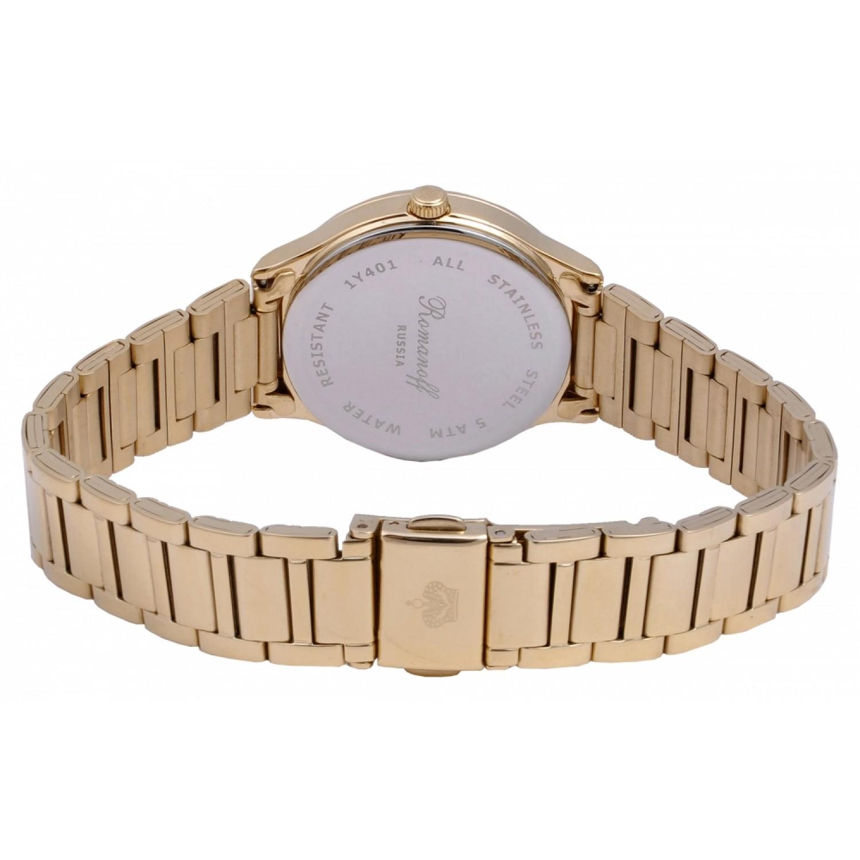 1401A5 российские женские кварцевые часы Romanoff  1401A5
