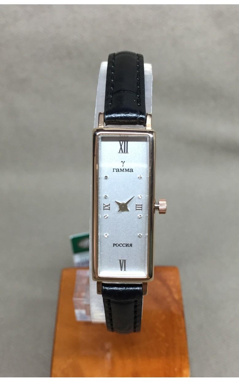 15708-4,65 Гамма часы 1П012А Аврора зол. 585* 4.65 г.