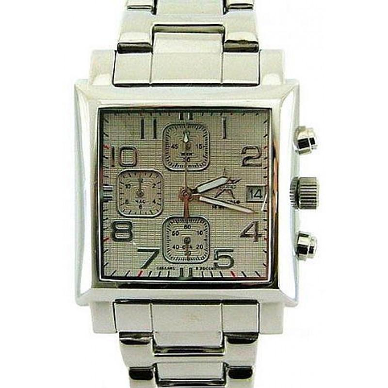 С1040111-OS10 российские мужские кварцевые часы Спецназ