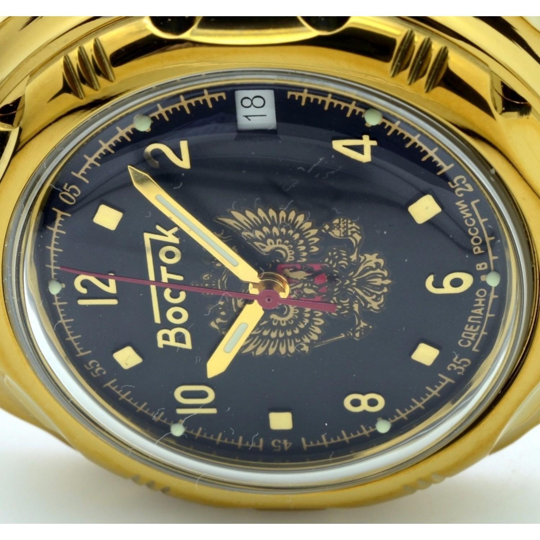 219770/2415 российские военные механические наручные часы Восток