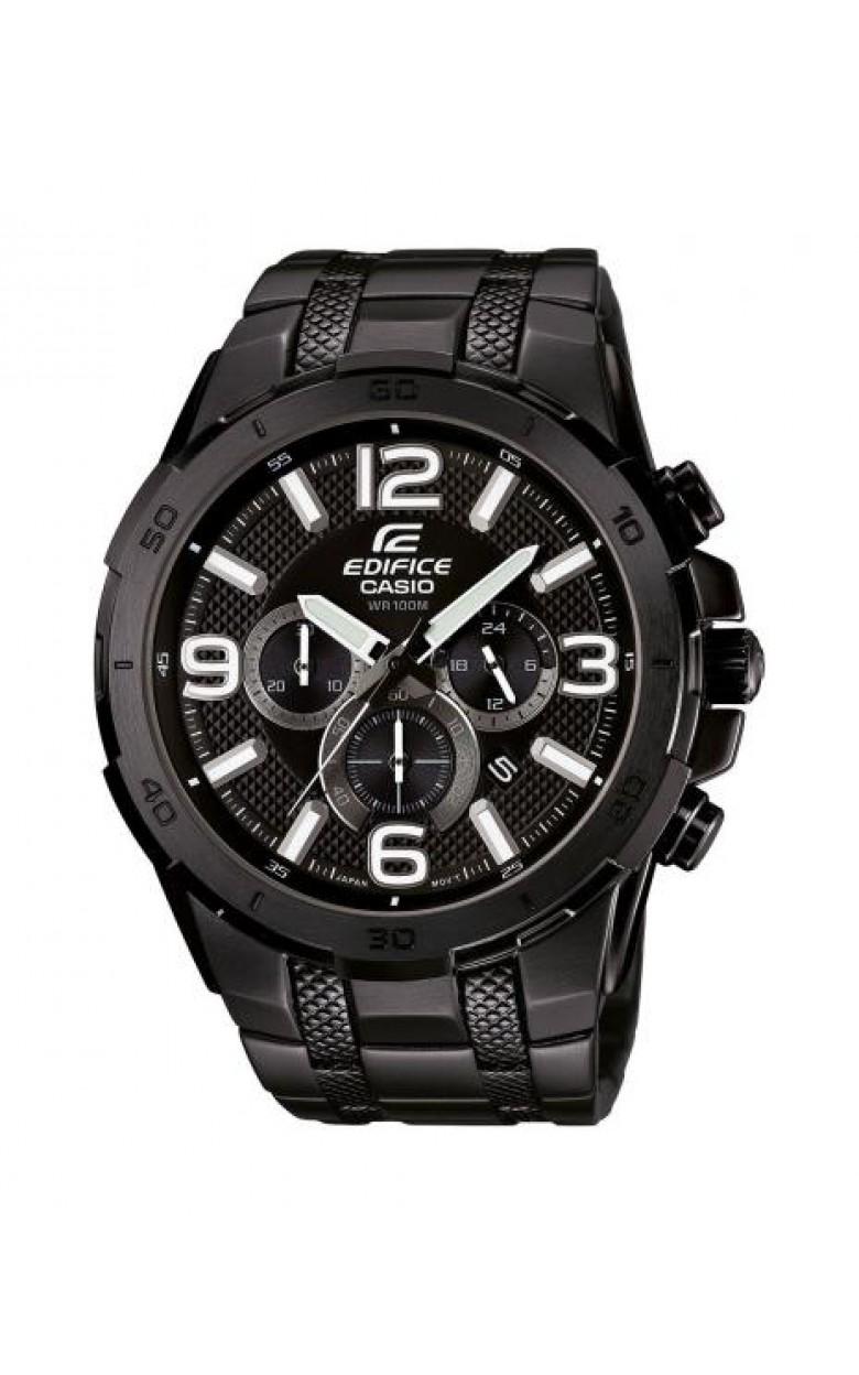 EFR-538BK-1A японские мужские кварцевые наручные часы Casio