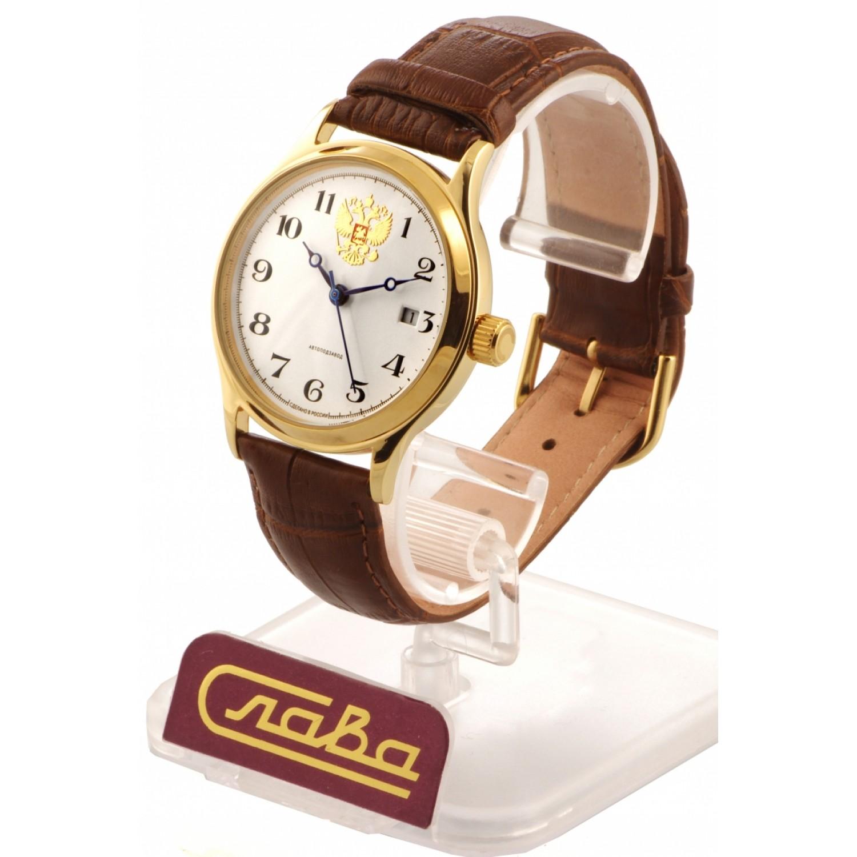 5059671/8215 российские мужские механические наручные часы Слава