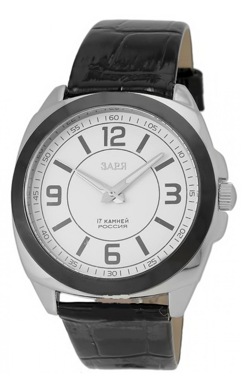 2609K/G5154200 российские мужские механические часы Заря  2609K/G5154200