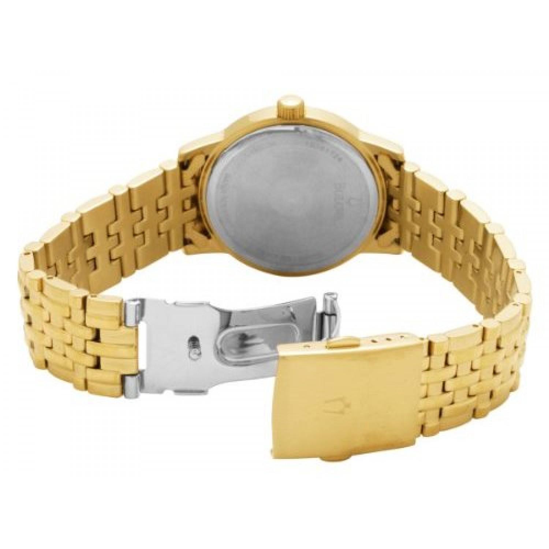 97C47 BU0158 швейцарские часы Bulova  97C47 BU0158