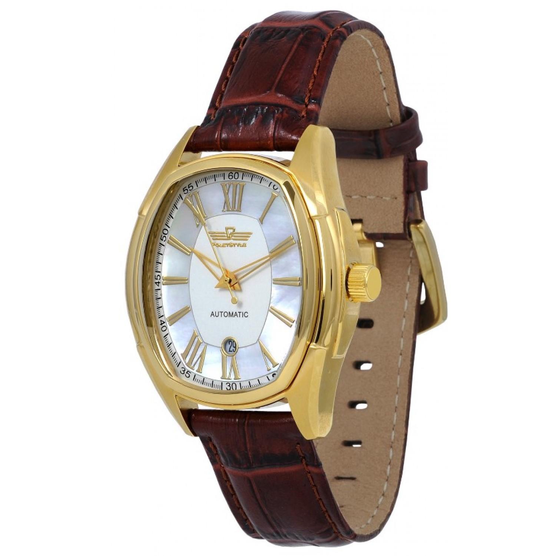 8215/9116195 российские механические наручные часы Полёт-Стиль для мужчин  8215/9116195