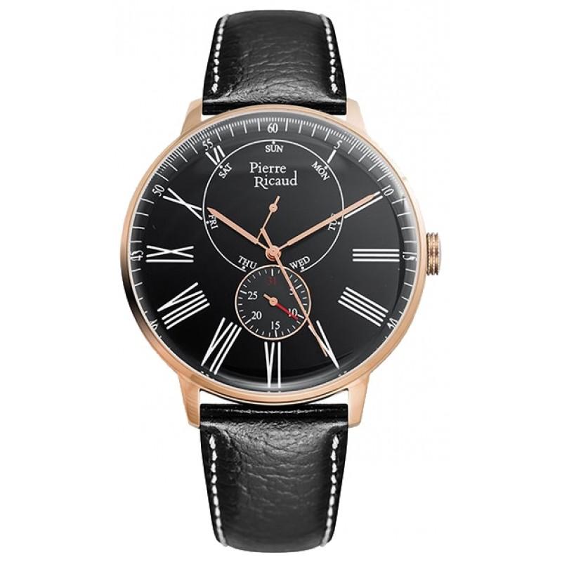 P97219.9234QF  кварцевые наручные часы Pierre Ricaud